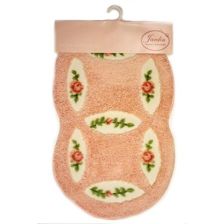 Купить Коврик для ванной Jardin Rose