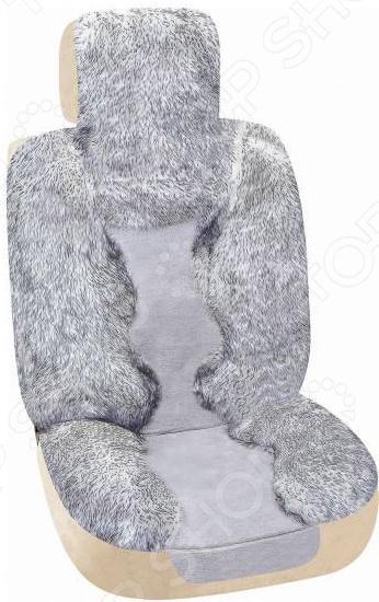 Комплект чехлов на сиденья автомобиля SKYWAY Arctic 1047