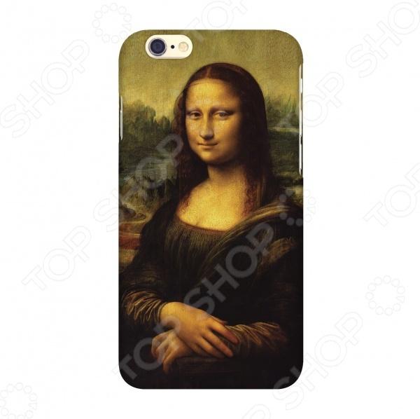 Чехол для IPhone 6 Mitya Veselkov «Мона Лиза»