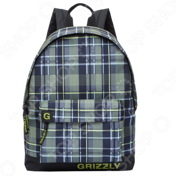 Рюкзак молодежный Grizzly RU-709-3/5