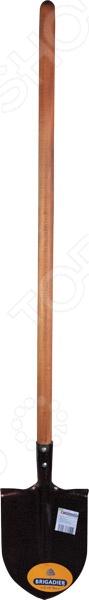 Лопата штыковая Brigadier 87016 лопата штыковая дренажная truper 17163