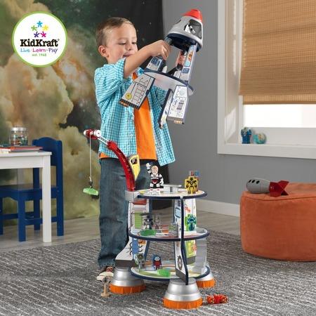 Купить Набор игровой для мальчика KidKraft «Космический корабль»