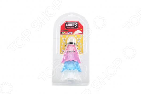Набор воланов для бадминтона 1 Toy Т58538 набор для бадминтона wish fusiontec 799k цвет синий