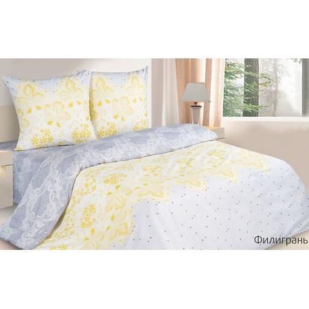 Купить Комплект постельного белья Ecotex «Филигрань». Евро