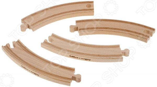 Набор элементов для железной дороги Eichhorn 100001412 набор элементов для железной дороги eichhorn 100001415