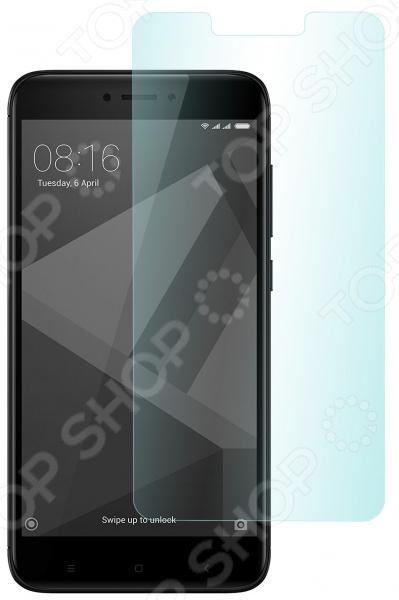Стекло защитное skinBOX Xiaomi Redmi 4X защитное стекло luxcase glass для xiaomi redmi 4x