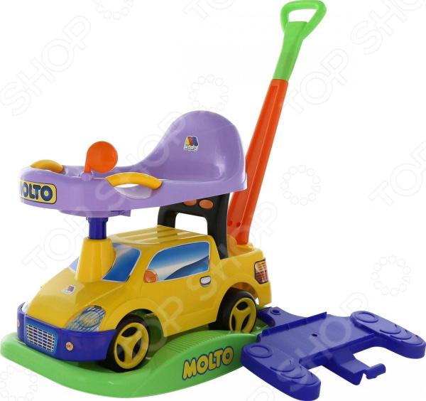 Машина-каталка POLESIE «Пикап»