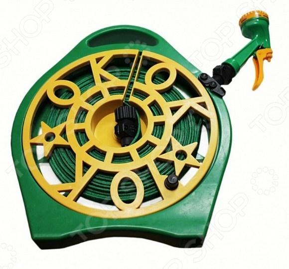 Шланг для полива в катушке с распылителем Bradex Garden Hose Шланг для полива в катушке с распылителем Bradex Garden Hose /
