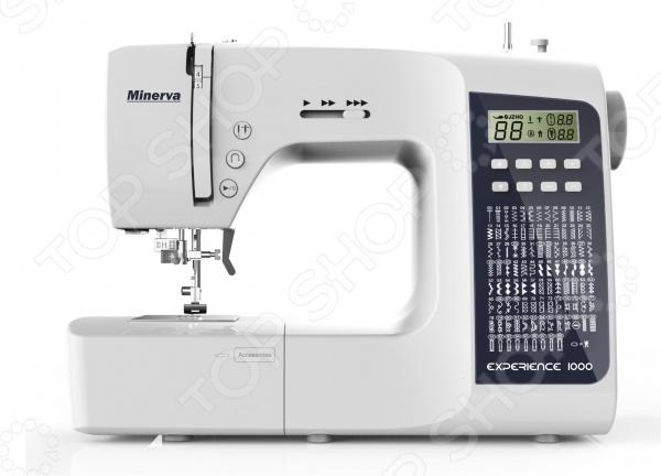 Швейная машина Minerva Experience 1000 Швейная машина Minerva Experience 1000 /