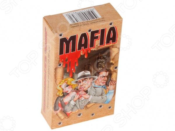 Игра карточная Action «Мафия Чикаго» Игра карточная Action «Мафия Чикаго» /