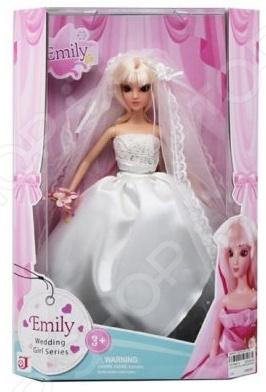 Кукла Наша Игрушка «Невеста в белом»