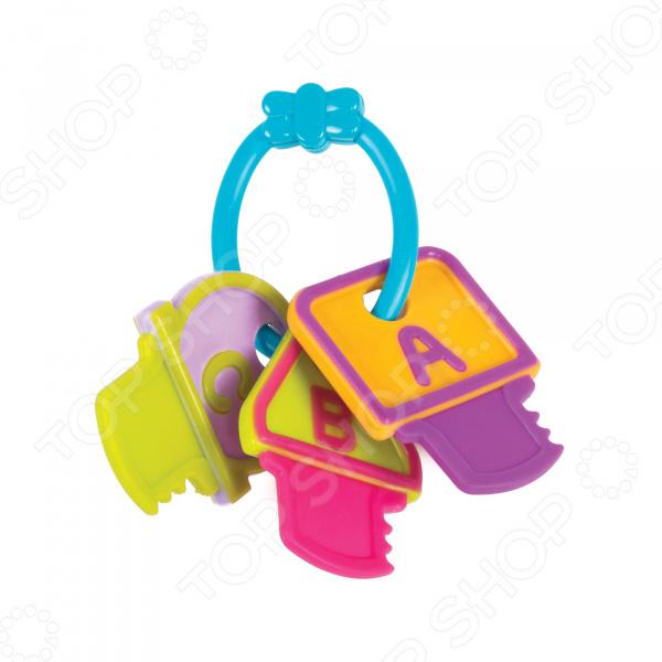 Игрушка-погремушка Happy Snail «Ключи» погремушка happy snail ключи