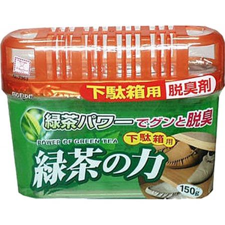 Купить Поглотитель запахов Kokubo Deodorant Sumi-Ban для обувных шкафов с экстрактом зеленого чая