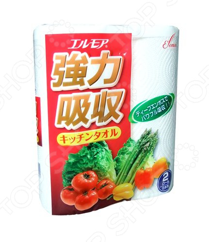 Фото - Полотенца бумажные Kami Shodji Ellemoi 50 салфетки и полотенца для дома jie yun hygienix 250 3