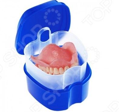 Контейнер для съемных протезов Bradex «Мои зубки» 1