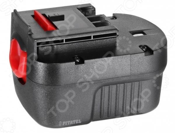 Батарея аккумуляторная Pitatel TSB-018-BD12B-15C (BLACK&DECKER p/n A12, A12EX), Ni-Cd 12V 1.5Ah