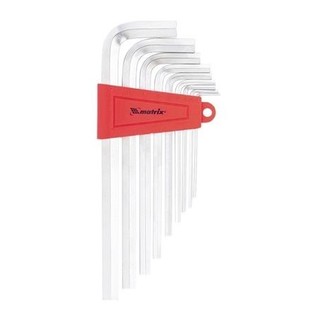 Купить Набор ключей имбусовых MATRIX 12304