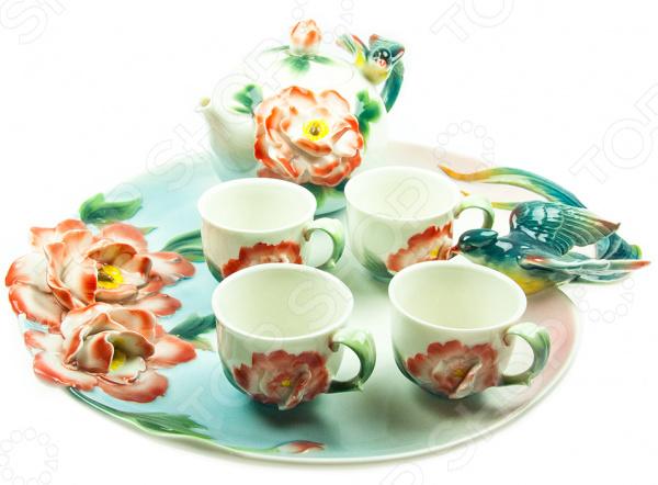 Набор для чайной церемонии «Райская птица»