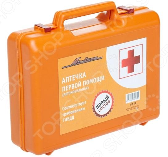 Аптечка автомобильная Airline AM-02 аптечка airline am 02