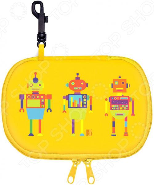 Термобутербродница IRIS Barcelona СнэкРико «Робот» 18х12 см