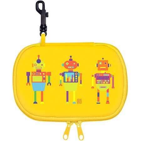 Купить Термобутербродница IRIS Barcelona СнэкРико «Робот» 18х12 см