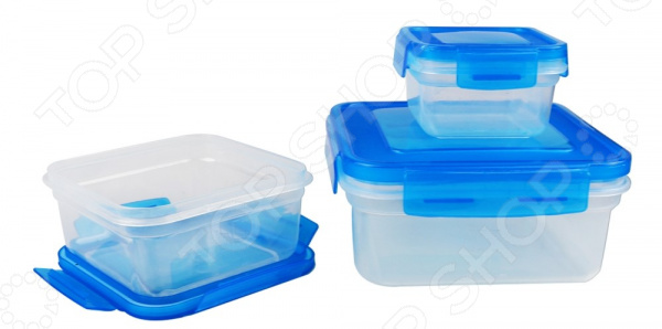 Набор контейнеров для продуктов Bohmann BH-82 контейнер для хранения продуктов bohmann bh 62