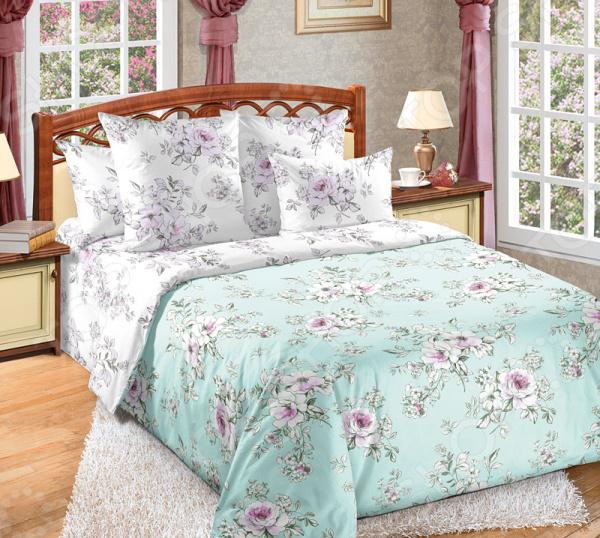 цена Комплект постельного белья Белиссимо «Виктория» онлайн в 2017 году