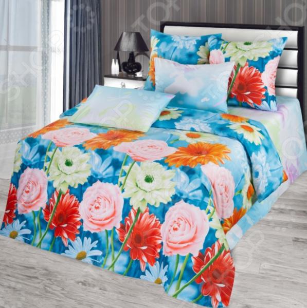 Комплект постельного белья La Noche Del Amor А-713. Евро