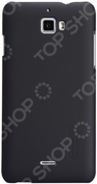 Чехол защитный Nillkin Micromax Canvas NitroA310 смартфон micromax canvas magnus q334 green