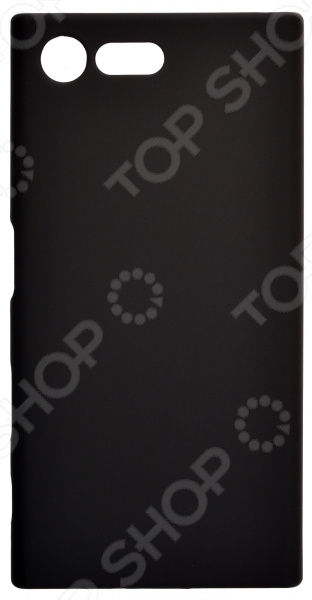 Чехол защитный skinBOX 4People для Sony Xperia X Compact
