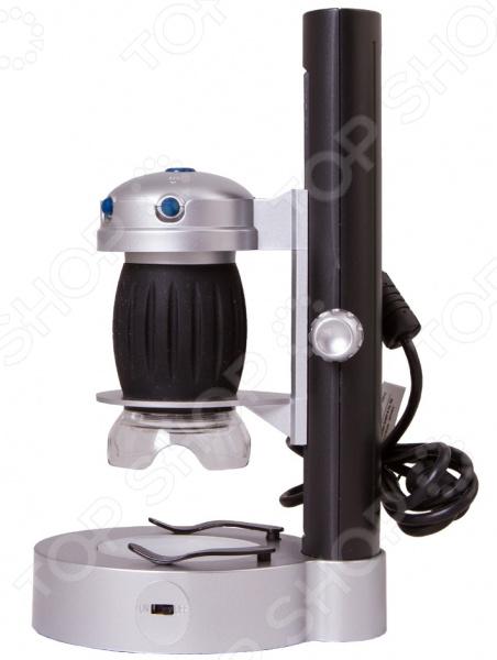 Микроскоп цифровой Bresser National Geographic USB микроскоп цифровой bresser брессер junior usb