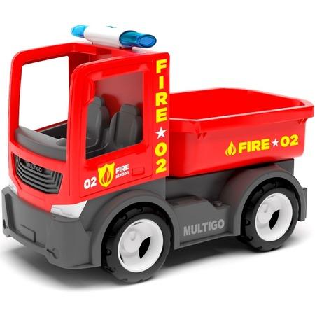 Купить Машинка игровая EFKO «Пожарный грузовик»
