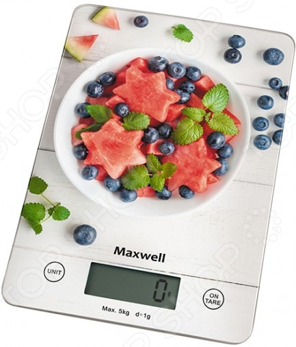 Весы кухонные Maxwell MW-1478 весы кухонные maxwell mw 1476 w белый рисунок