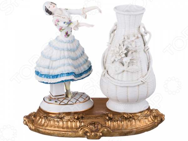 Ваза декоративная «Танцовщица» вазы pavone ваза орхидея