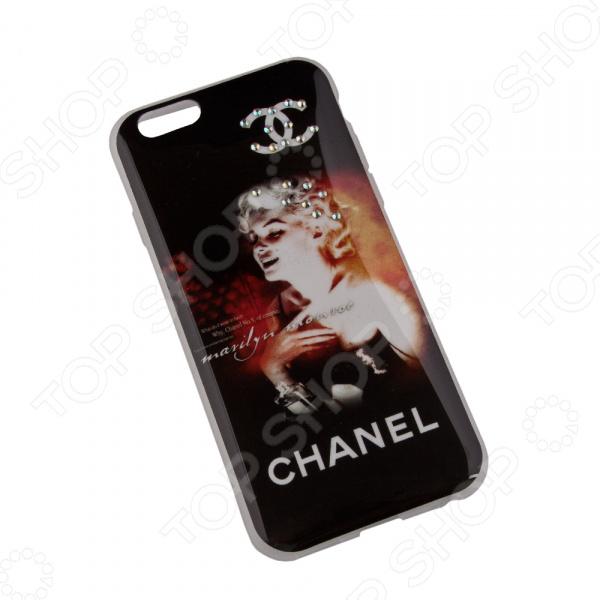 лучшая цена Чехол для iPhone 6/6S Macuus Chanel «Монро»