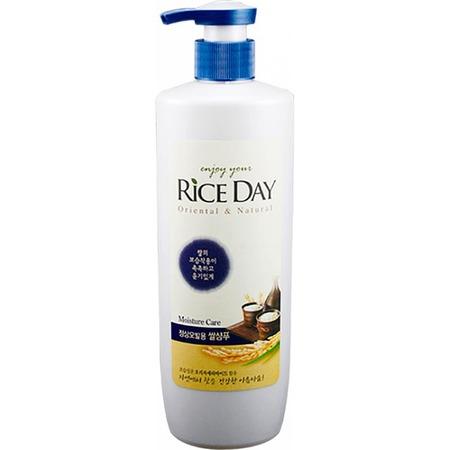 Купить Шампунь увлажняющий для нормальных волос CJ Lion Rice Day