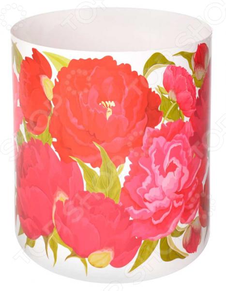 Горшок для цветов Miolla «Пионы». В ассортименте горшок для цветов miolla георгин в ассортименте