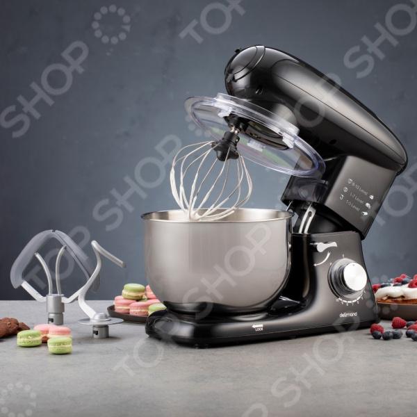 Кухонный робот-комбайн Delimano «Делюкс»