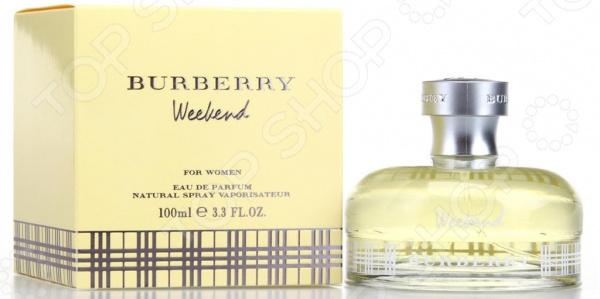 Парфюмированная вода для женщин Burberry Week End