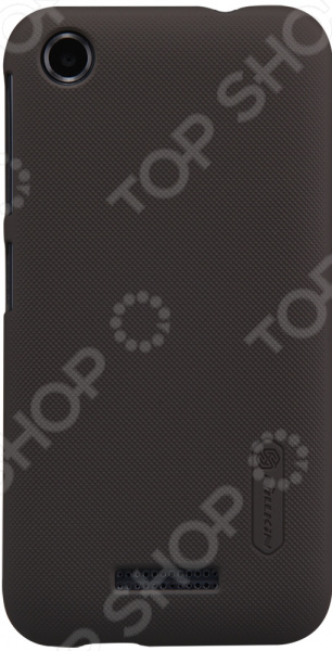 Чехол защитный Nillkin HTC Desire 320 чехол для htc desire 616 nillkin super frosted белый
