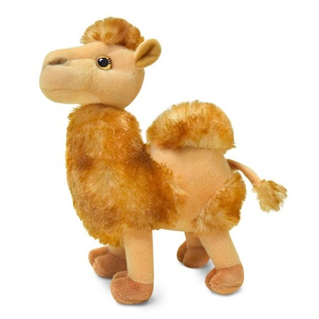 Купить Мягкая игрушка со звуком Bradex «Верблюжонок»