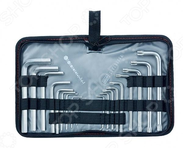 Набор ключей имбусовых MATRIX 12314 набор ключей торкс park tool в подвесе t9 10 15 20 25 27 30 40 ptltws 1