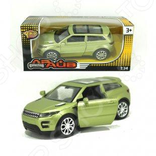 Модель автомобиля 1:32 инерционная Yako «Драйв» Collection 1724541. В ассортименте