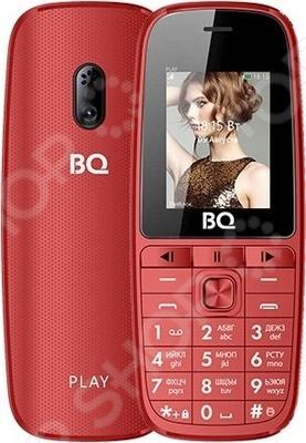 Телефон мобильный BQ 1841 Play мобильный телефон soyes h1 1 3 mp3 fm bluetooth sms
