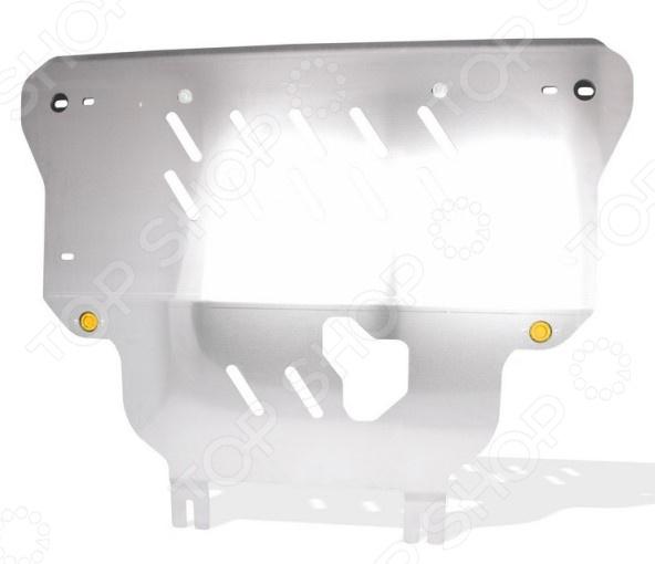 Комплект: защита картера и крепеж NLZ 4 мм для Ford Kuga 4WD, 2013 система освещения brand new 50 288w offroad 4wd atv 4 x 4