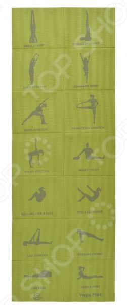 Коврик для йоги складной Lite Weights 5455LW 1
