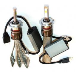 Комплект автоламп светодиодных Recarver RECTFLED0H7-6-2canbus