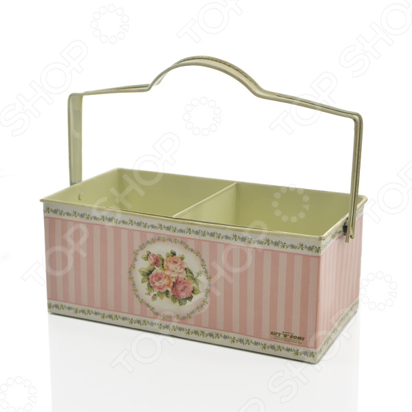 цены Ящик для хранения Gift'n'home «Прованс»