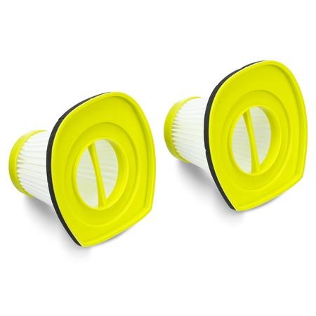 Купить Комплект фильтров 2 шт. к вертикальному пылесосу Rovus «Шторм»