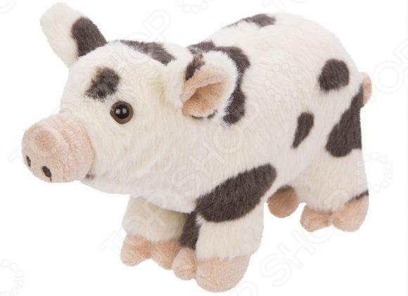 Мягкая игрушка Fluffy Family «Поросенок Пятныш»